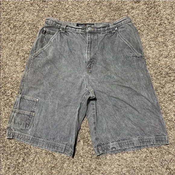 Guess Other - Vintage Guess Jeans Workwear Shorts #D67-62W Rare